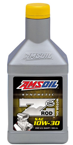 Z-ROD 10W-30 Synthetic Motor Oil