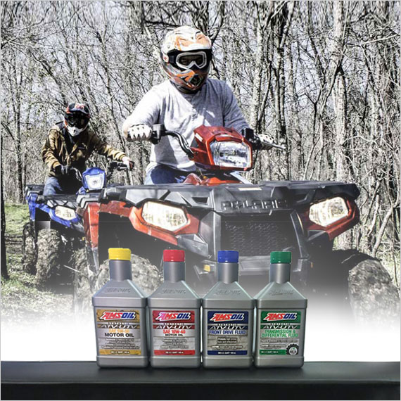 ATV and UTV Oils