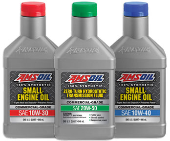 Amsoil Small Engine Oils